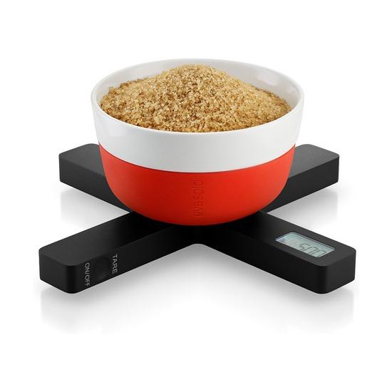 Весы кухонные цифровые Digital, черные