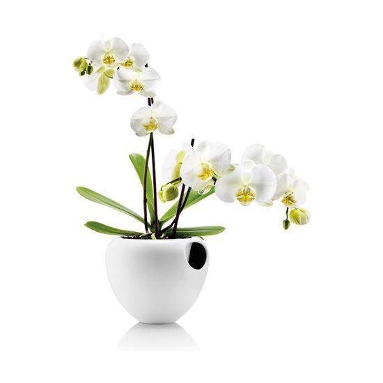 Горшок для орхидеи Orchid Pot, белый (уценка)