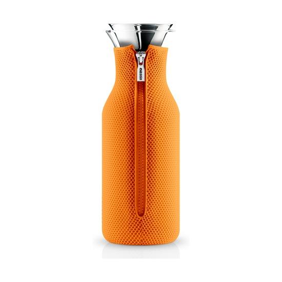 Графин Fridge в чехле, 3D, 1 л, оранжевый