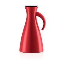 Термокувшин Vacuum, 1 л, высокий, красный