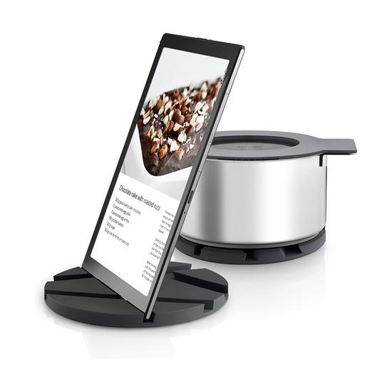 Подставка для посуды-планшета Smartmat, серая