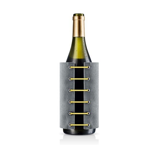 Чехол для вина охлаждающий Staycool, серый
