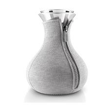 Чайник заварочный Tea Maker в чехле, 1 л, светло-серый