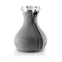 Чайник заварочный Tea Maker в чехле, 1 л, темно-серый