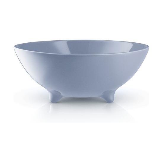 Блюдо Globe, лунно-голубое