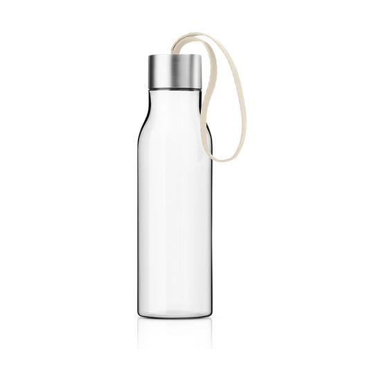 Бутылка, бежевая, 500 мл