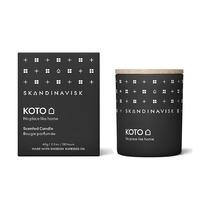 Свеча ароматическая Koto с крышкой, 65 г