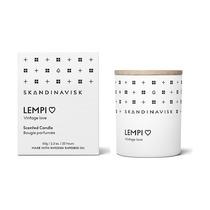 Свеча ароматическая Skandinavisk Lempi с крышкой, 65 г