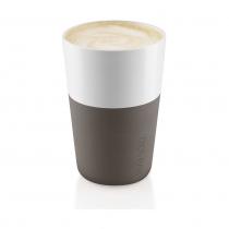 Чашки для латте Taupe, 360 мл, 2 шт