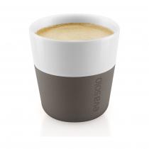 Чашки для эспрессо Taupe, 80 мл, 2 шт
