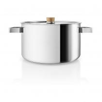 Кастрюля с крышкой Nordic Kitchen, 6 л, нержавеющая сталь